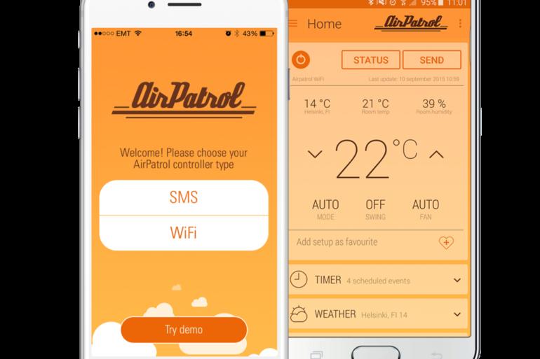 AirPatrol WiFi App