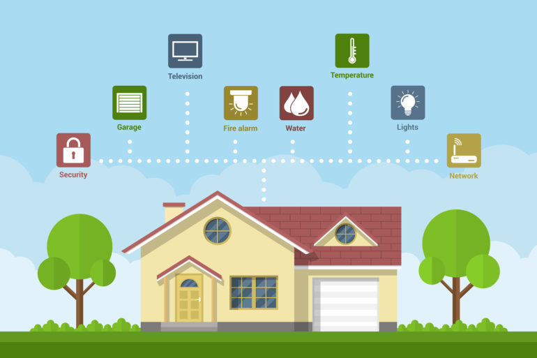 Build your first smart home
