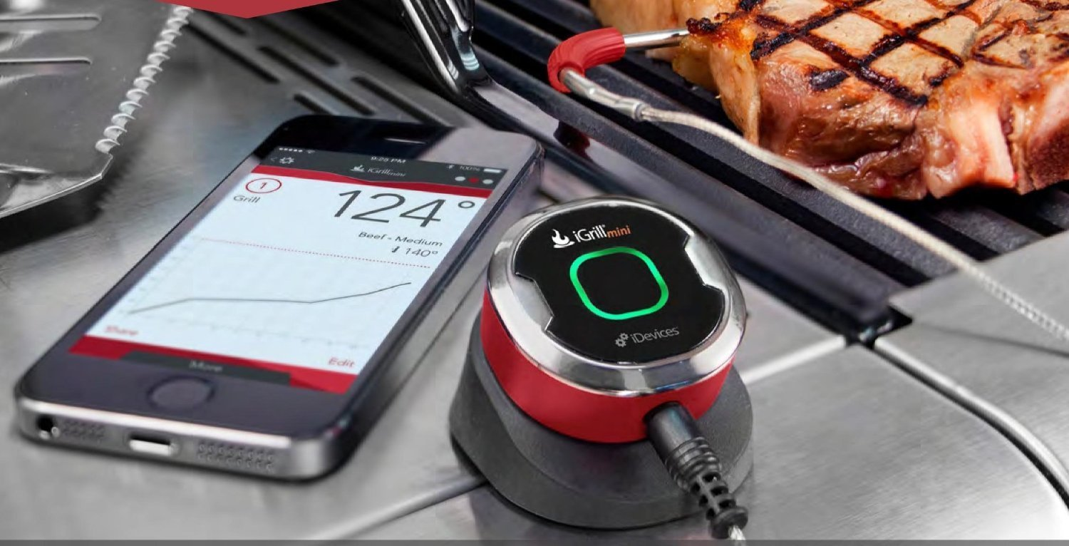 Smart Home Gifts Dad Will Love - iGrill