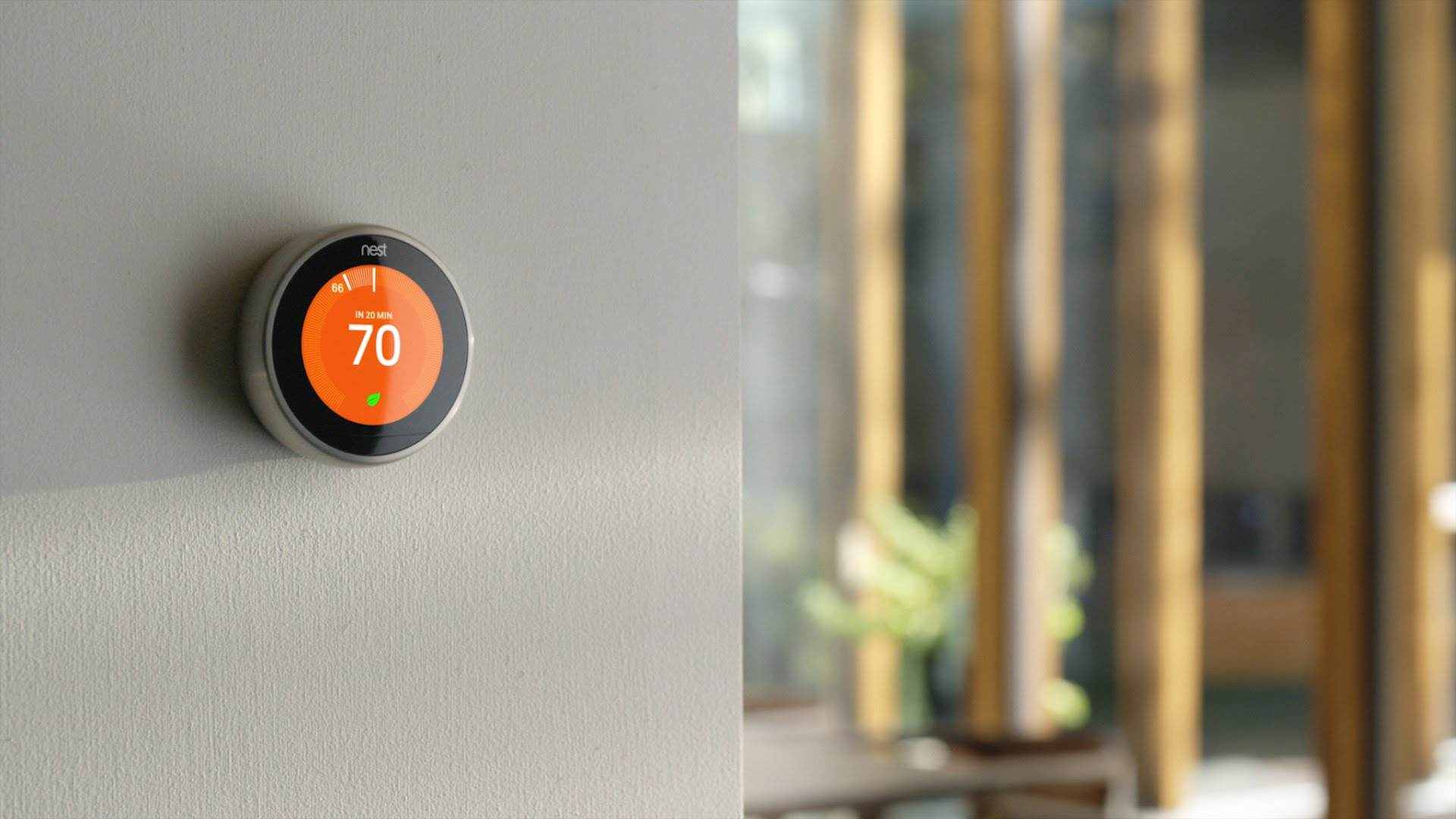 Smart Home Winter Products - Nest Thermostat