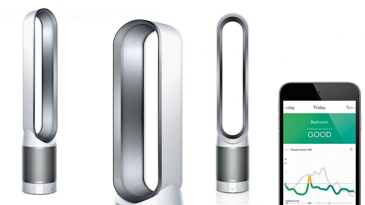 Smart Home Winter Products - Dyson