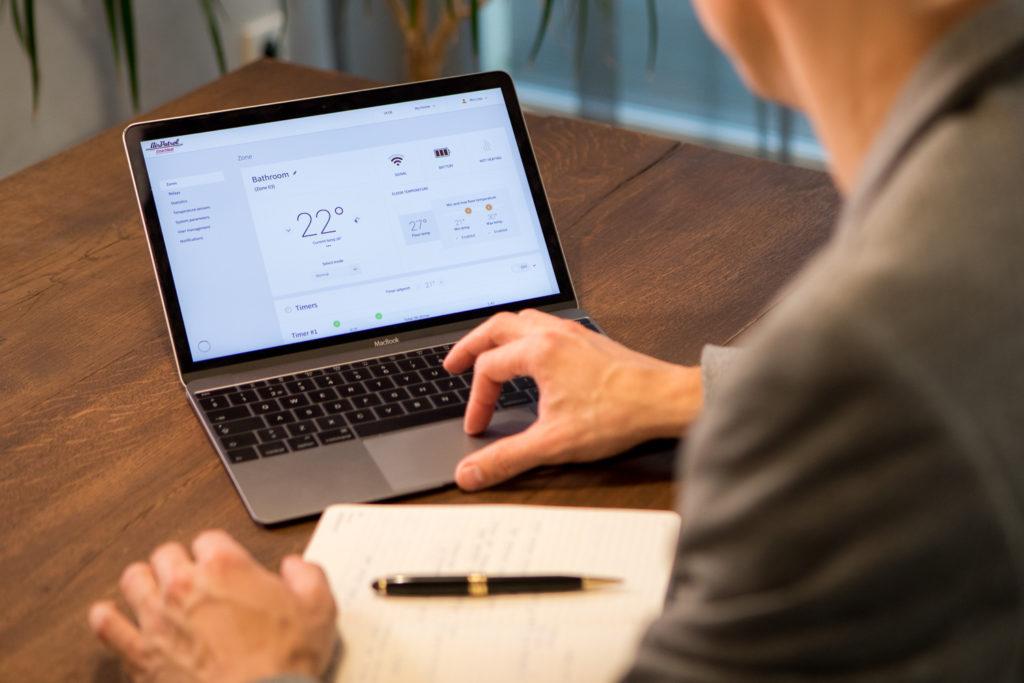 AirPatrol SmartHeat Web Application